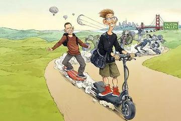 创新者正在逃离硅谷:意识形态固化,生活成本过高