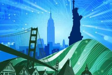 纽约跟硅谷叫了3个板?