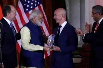 退中国重印度,亚马逊对吗?