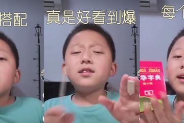 儿童网红图鉴