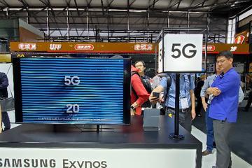 手机大厂和上游厂家的5G布局