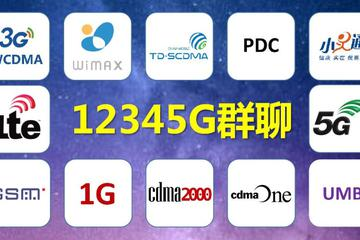 如果12345G在一个微信群里,它们会聊些什么?