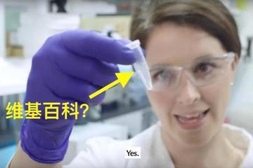 一条DNA放下整部维基百科?