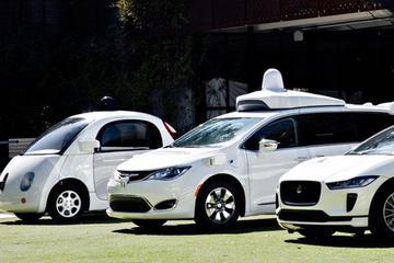 全球车企哄抢科技公司 自动驾驶进入群架时代