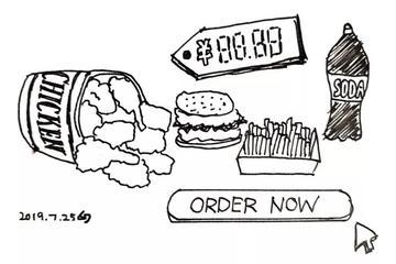外卖为啥比堂食贵