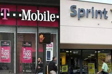 T-Mobile与Sprint合并:能缓它们的5G焦虑吗?