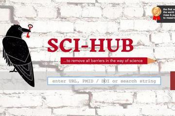 最大学术出版商围剿Sci-Hub