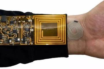 电子皮肤可终结所有智能设备