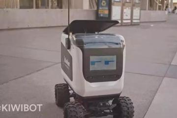 网红送餐无人车被指用人冒充AI始末