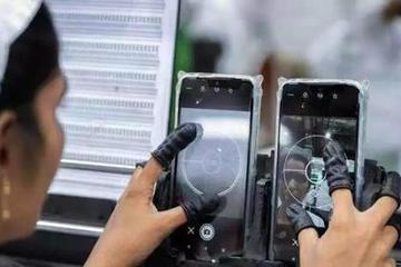 印度富士康女工工厂:八小时轮班 月薪为中国三分之一