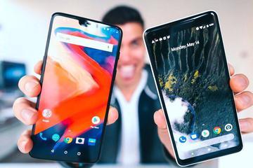 谷歌发布Pixel系列手机新品