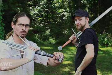 这群人在Youtube上贩剑