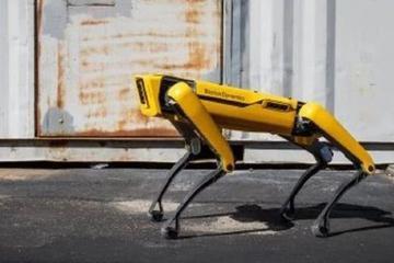 揭秘机器狗的首个商业买家