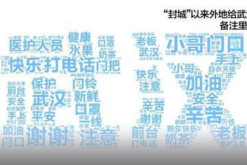 外卖数据下的武汉:普通人的封城十日生活