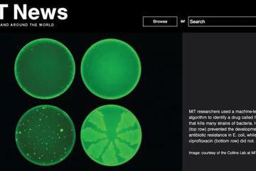 AI首次发现超级抗生素