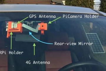 纯手工打造车牌识别检测系统