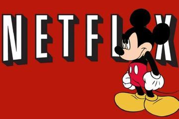 决战网飞:迪士尼的史诗布局
