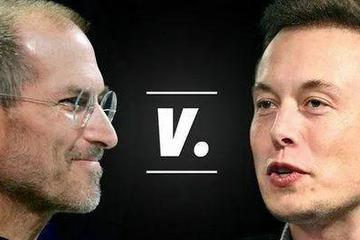 乔布斯VS马斯克:硅谷精神的两个极端