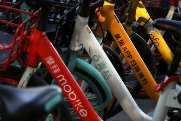 共享单车,富二代的新战场