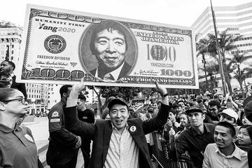 前美国总统华裔候选人发起新项目,让Facebook们还钱