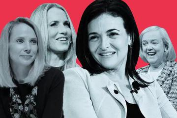 平均年龄50+的硅谷姐姐们,也要乘风破浪?