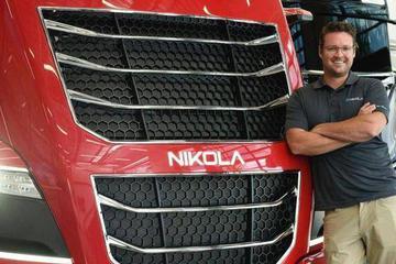 一辆车没造的Nikola 市值凭什么超过福特?