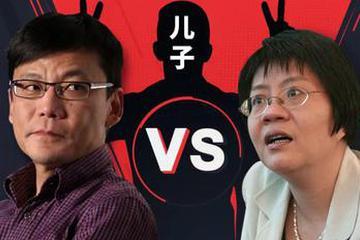 儿子告爹、夫妻互撕 75亿当当归李国庆、俞渝还是儿子?