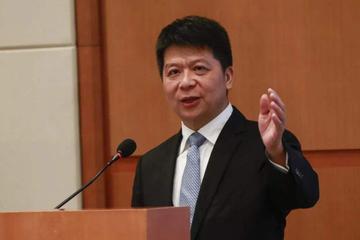 华为轮值董事长郭平与新员工座谈:不要浪费一场危机的机会