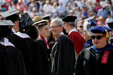 """""""没有大学文凭我们也要"""",苹果、谷歌打破""""学历""""魔咒?"""