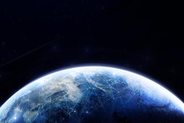 """微软发布""""云上太空"""":SpaceX星链加持,让云服务遍布全球"""