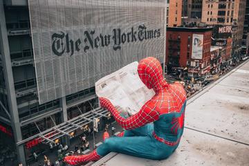 还在说纸媒是夕阳产业?《纽约时报》每年可赚近20亿美元