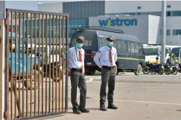"""苹果印度代工厂暴动,台企西进""""受伤"""""""