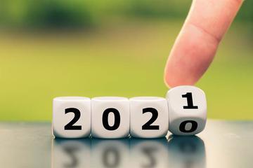 2021年的五个猜想和二十张图