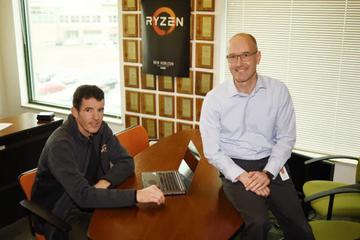 AMD最新高管晋升,前英特尔大牛指挥图形架构研发