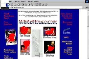 20年前我如何被白宫官网欺骗