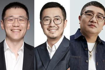 """新电商掌门人:陈磊、蒋凡、徐雷""""掰手腕"""""""