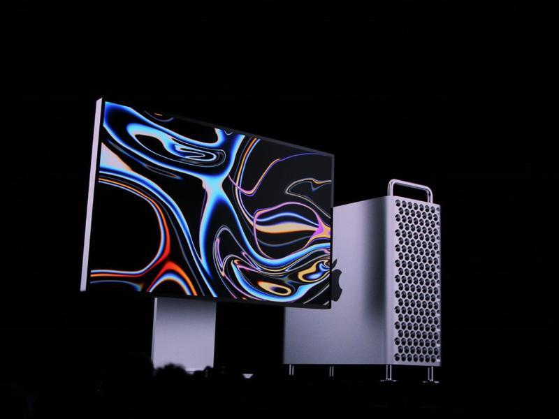 最强电脑Mac Pro 最高28核/4万起售