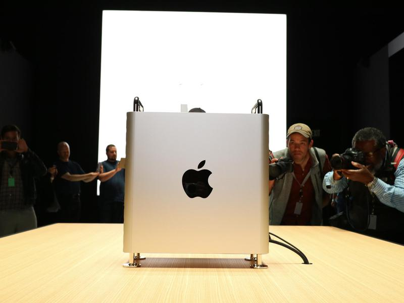 库克:Mac满意度业界最高 Pro填缺口