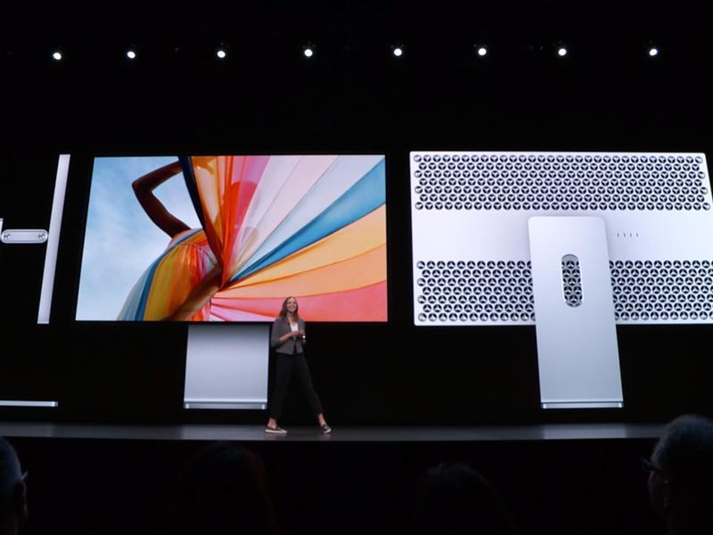 Mac Pro官配显示器售价约3.5万人民币