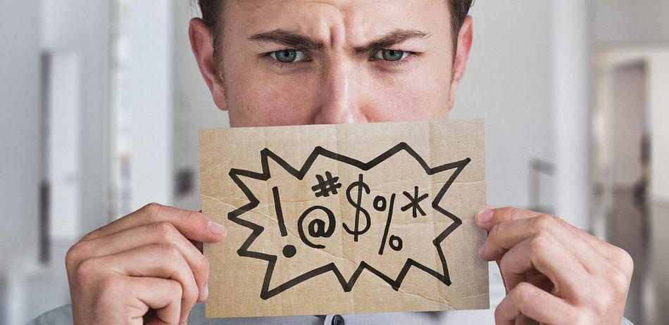 外语脏话更容易脱口而出?第二语言表达愤怒无顾忌