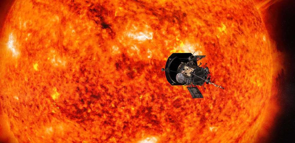帕克到达首个近日点:刷新人造物体接近太阳最新记录