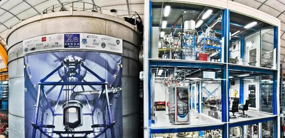 寻找暗物质的装置,或能意外揭开中微子之谜?