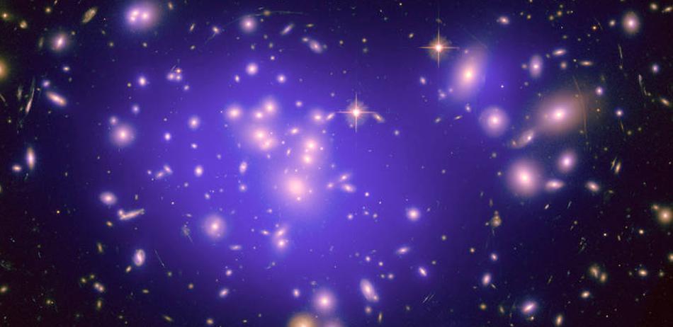暗物质能组成生命吗?小部分暗物质可能会相互作用