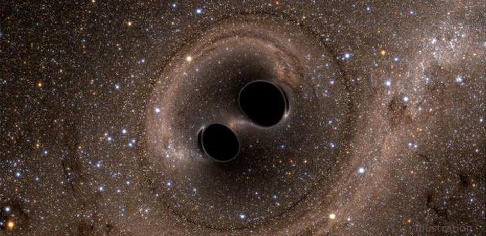 充满原始黑洞的宇宙会是什么样子?