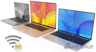 MacBook会有5G版? 据说2020年下半年推出