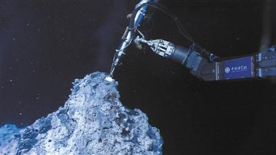 深海激光拉曼光譜原位探測系統(RiP)在深海熱液區原位探測超臨界二氧化碳流體 受訪者供圖