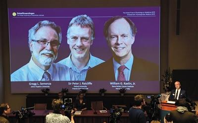 三科学家获诺贝尔生理学或医学奖 平分约650万奖金诺贝尔生理学科学家诺奖