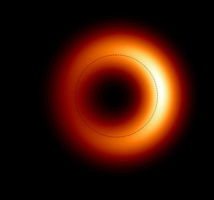 首张黑洞动态照片发布,再次验证广义相对论
