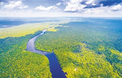 百万年前,是什么力量让亚马孙河流向逆转亚马孙河力量逆转