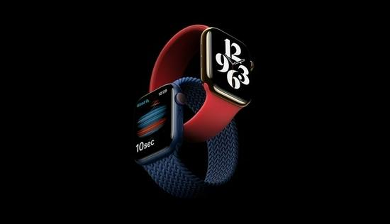 消息称苹果明年将推出Apple Watch 8:配备3种尺寸类型